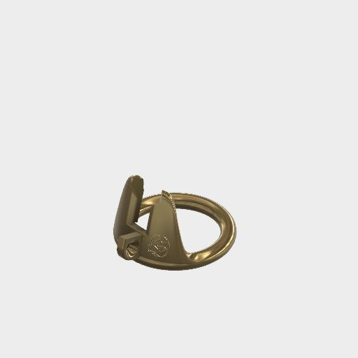 Base Ring 420 Bronze