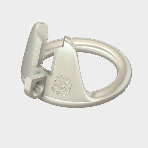 Base Ring Silver