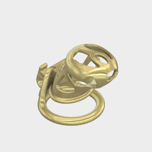 Ghost Custom Made 14K Gold