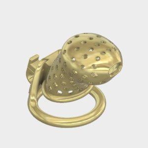 Leopard 18K Gold