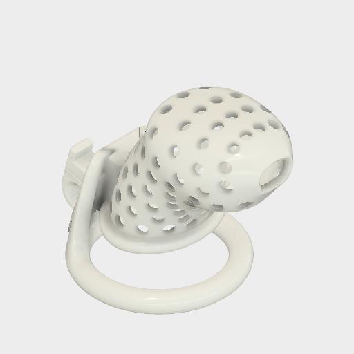 Leopard 300 White
