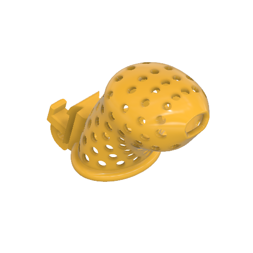 Leopard 300 Yellow Cage