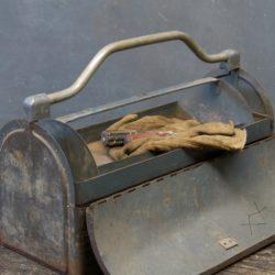 vintage toolbox